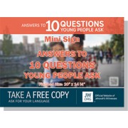 HPYPQ - Answers to 10 Questions Young People Ask - Mini