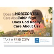 "HPDG - ""Does God Really Care About Us?"" - Table"