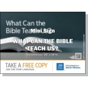 "HPBHS - ""What Can The Bible Teach Us?"" - Mini"