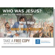 "HPJY - ""Who Was Jesus - Why Do You Need To Know Him?"" - Mini"