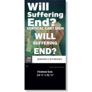 "VPSFF - ""Will Suffering End?"" - Cart"