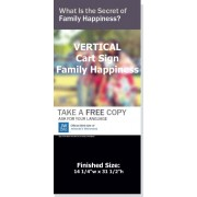 "VPFY - ""What Is The Secret Of Family Happiness?"" - Cart"