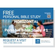 "HPBBS1 - ""Free Personal Bible Study # 1"" - Table"