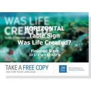 "HPLC - ""Was Life Created?"" - Table"