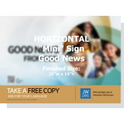 "HPFG - ""Good News From God"" - Mini"